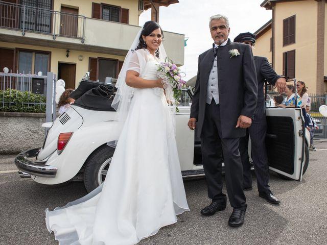 Il matrimonio di Franco e Tina a Salerano sul Lambro, Lodi 19