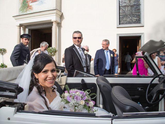 Il matrimonio di Franco e Tina a Salerano sul Lambro, Lodi 33