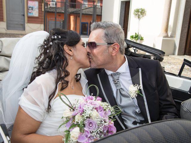 Il matrimonio di Franco e Tina a Salerano sul Lambro, Lodi 34