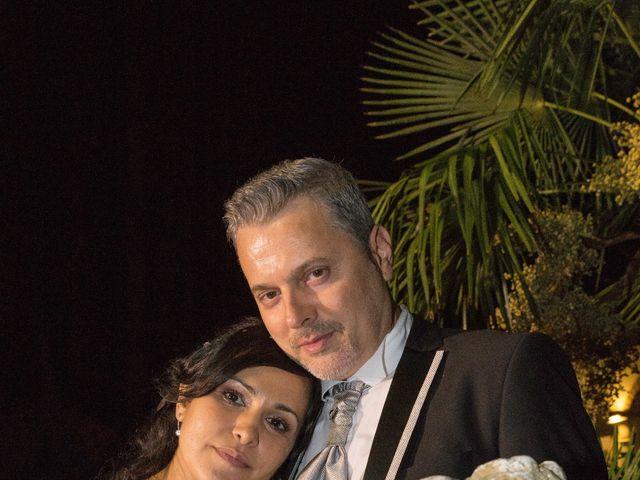 le nozze di Tina e Franco
