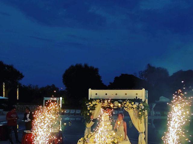 Il matrimonio di Emanuele  e Angela  a Santa Cesarea Terme, Lecce 1