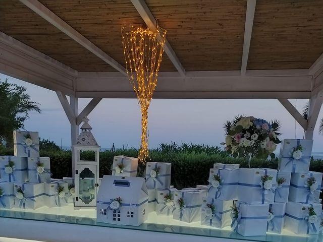 Il matrimonio di Emanuele  e Angela  a Santa Cesarea Terme, Lecce 5