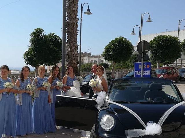 Il matrimonio di Emanuele  e Angela  a Santa Cesarea Terme, Lecce 10