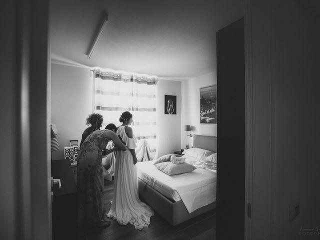 Il matrimonio di Lorenzo e Veronica a Borgo San Lorenzo, Firenze 13