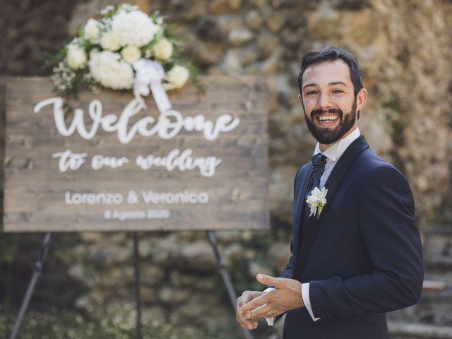 Il matrimonio di Lorenzo e Veronica a Borgo San Lorenzo, Firenze 16