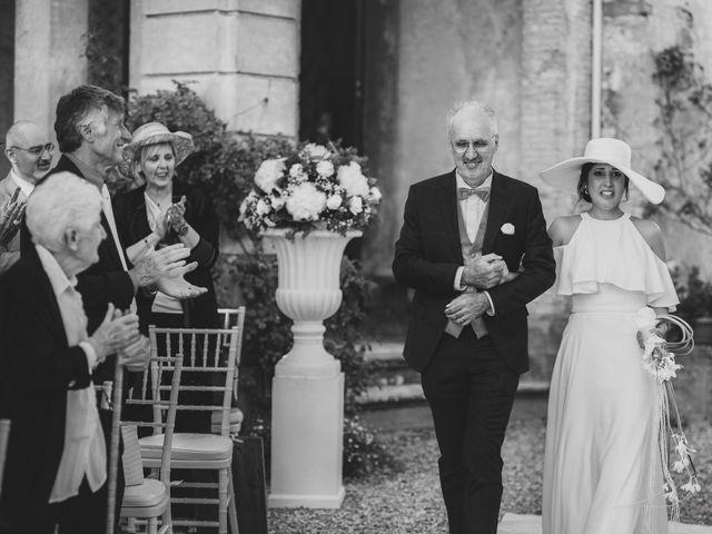 Il matrimonio di Lorenzo e Veronica a Borgo San Lorenzo, Firenze 18