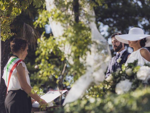 Il matrimonio di Lorenzo e Veronica a Borgo San Lorenzo, Firenze 19