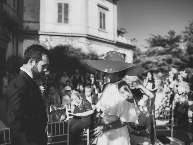 Il matrimonio di Lorenzo e Veronica a Borgo San Lorenzo, Firenze 20