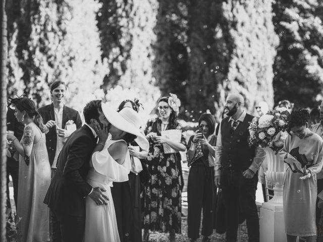 Il matrimonio di Lorenzo e Veronica a Borgo San Lorenzo, Firenze 24