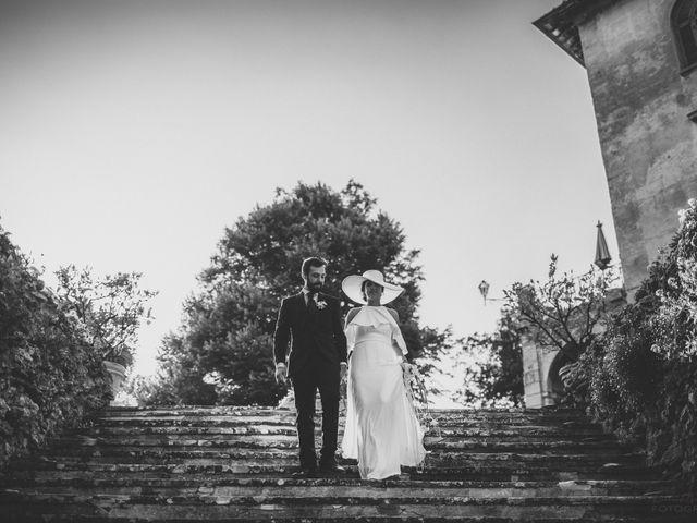 Il matrimonio di Lorenzo e Veronica a Borgo San Lorenzo, Firenze 27
