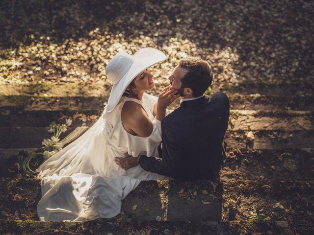 Il matrimonio di Lorenzo e Veronica a Borgo San Lorenzo, Firenze 30