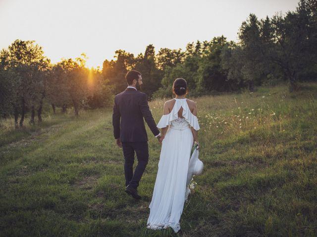Il matrimonio di Lorenzo e Veronica a Borgo San Lorenzo, Firenze 34