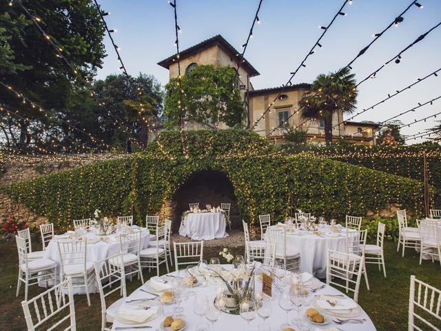 Il matrimonio di Lorenzo e Veronica a Borgo San Lorenzo, Firenze 36