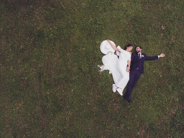 Il matrimonio di Lorenzo e Veronica a Borgo San Lorenzo, Firenze 37