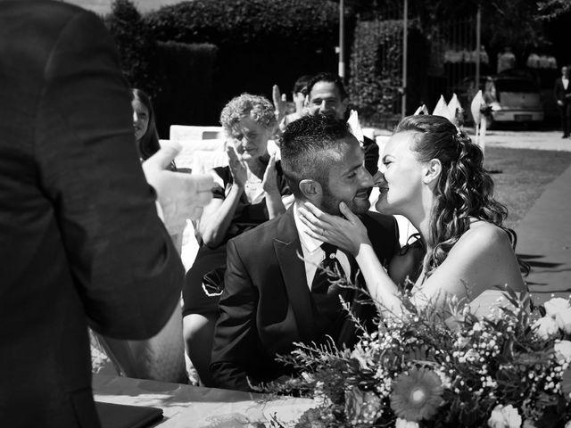 Il matrimonio di Lucia e Stefano a Mosciano Sant'Angelo, Teramo 5