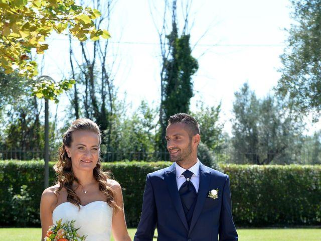 Il matrimonio di Lucia e Stefano a Mosciano Sant'Angelo, Teramo 6