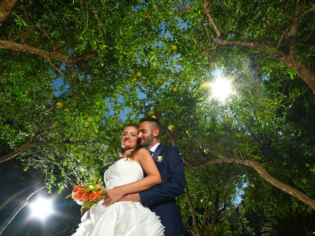 Il matrimonio di Lucia e Stefano a Mosciano Sant'Angelo, Teramo 1