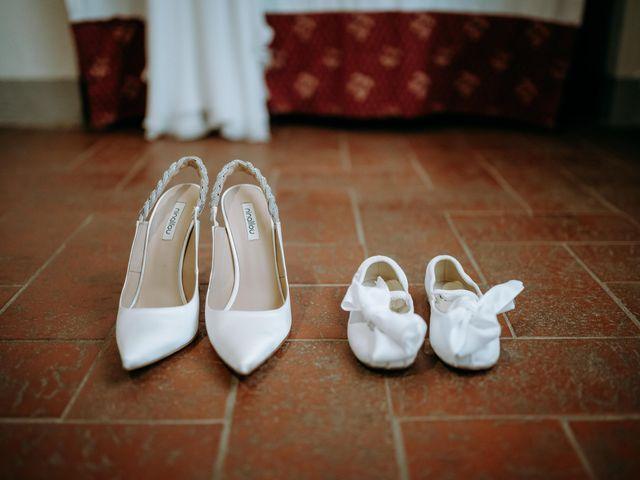 Il matrimonio di Andrea e Chiara a Castelnuovo Berardenga, Siena 7