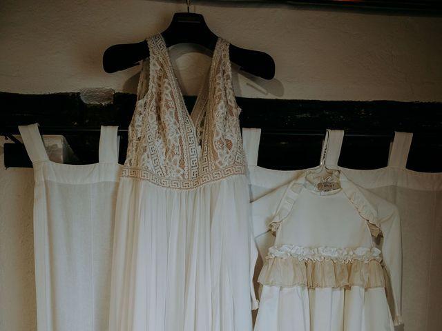 Il matrimonio di Andrea e Chiara a Castelnuovo Berardenga, Siena 8
