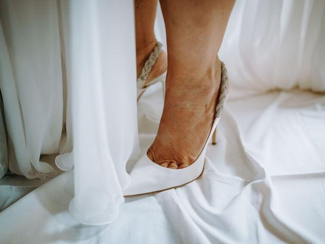 Il matrimonio di Andrea e Chiara a Castelnuovo Berardenga, Siena 28