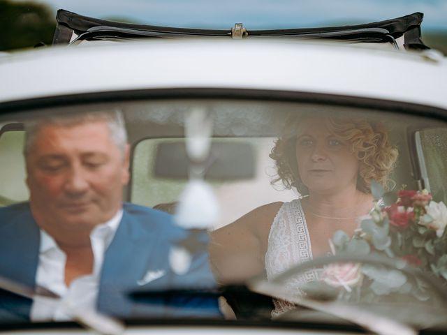 Il matrimonio di Andrea e Chiara a Castelnuovo Berardenga, Siena 33