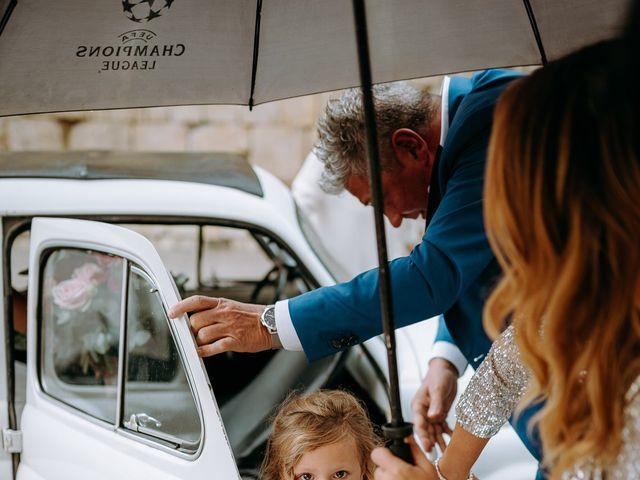 Il matrimonio di Andrea e Chiara a Castelnuovo Berardenga, Siena 40