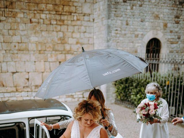 Il matrimonio di Andrea e Chiara a Castelnuovo Berardenga, Siena 41