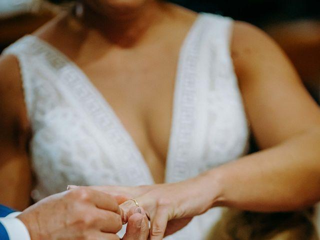 Il matrimonio di Andrea e Chiara a Castelnuovo Berardenga, Siena 47