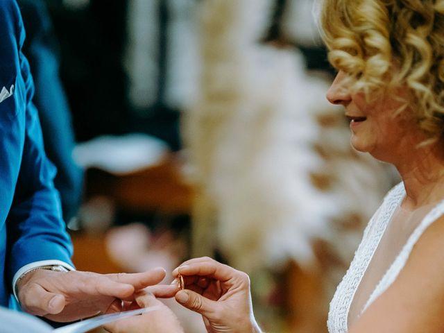 Il matrimonio di Andrea e Chiara a Castelnuovo Berardenga, Siena 48