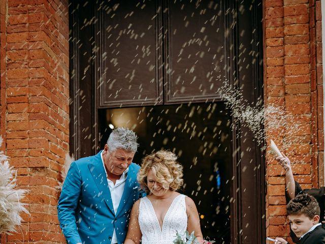 Il matrimonio di Andrea e Chiara a Castelnuovo Berardenga, Siena 53