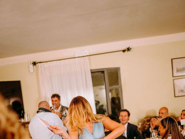 Il matrimonio di Andrea e Chiara a Castelnuovo Berardenga, Siena 70