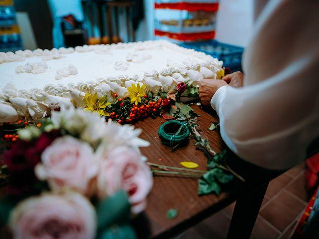 Il matrimonio di Andrea e Chiara a Castelnuovo Berardenga, Siena 72