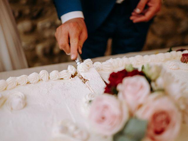 Il matrimonio di Andrea e Chiara a Castelnuovo Berardenga, Siena 75