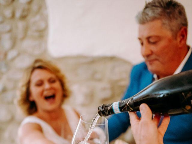 Il matrimonio di Andrea e Chiara a Castelnuovo Berardenga, Siena 76