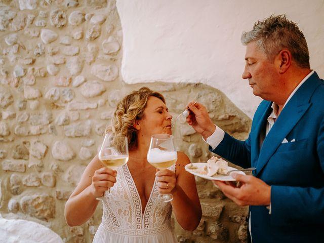 Il matrimonio di Andrea e Chiara a Castelnuovo Berardenga, Siena 77