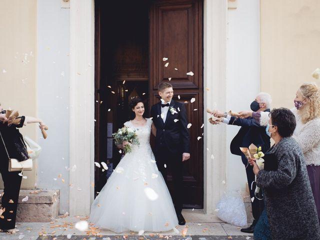 Il matrimonio di Alin e Milena a Grezzana, Verona 20