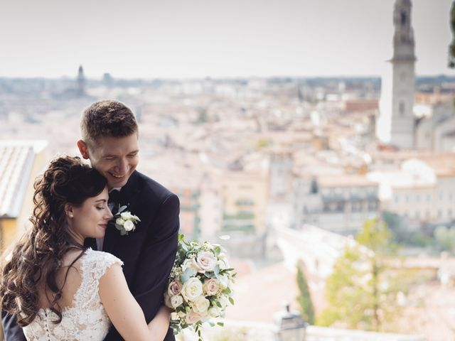 Il matrimonio di Alin e Milena a Grezzana, Verona 25