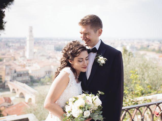 Il matrimonio di Alin e Milena a Grezzana, Verona 30