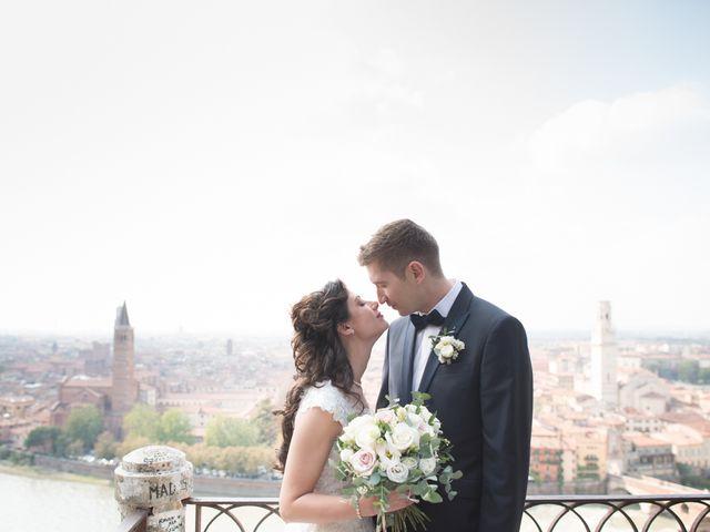 Il matrimonio di Alin e Milena a Grezzana, Verona 31