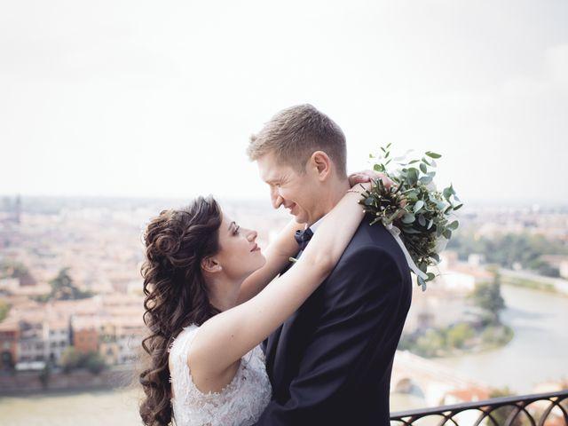 Il matrimonio di Alin e Milena a Grezzana, Verona 32