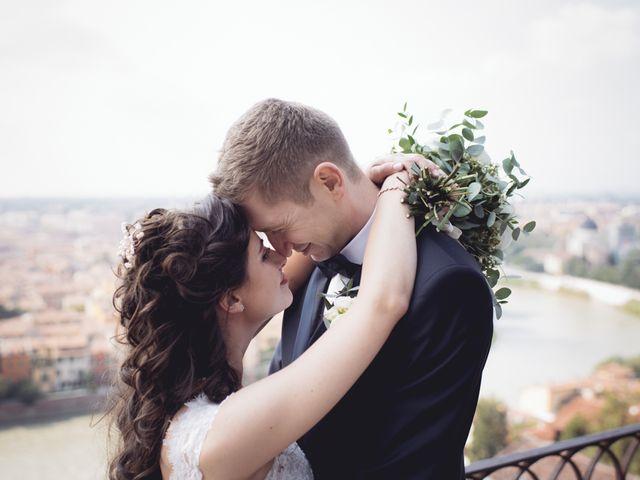 Il matrimonio di Alin e Milena a Grezzana, Verona 33