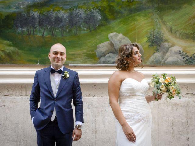 Le nozze di Fabio e Jessica