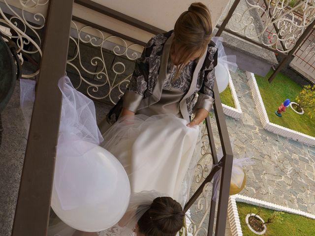 Il matrimonio di Pietro e Simona a Colle Brianza, Lecco 17