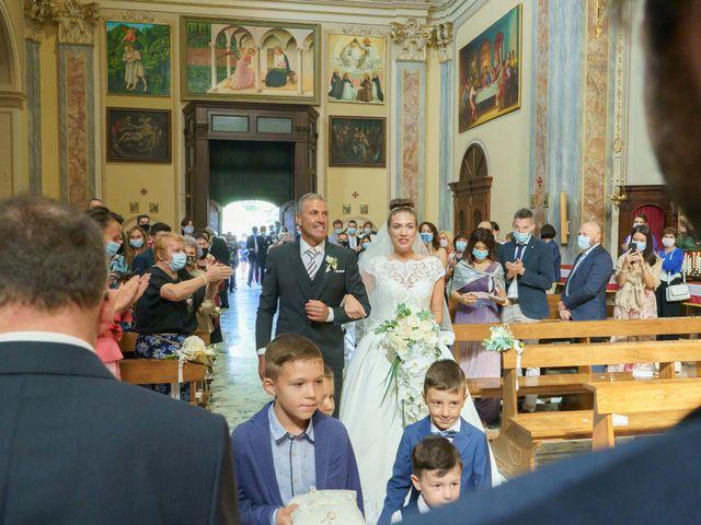 Il matrimonio di Pietro e Simona a Colle Brianza, Lecco 27
