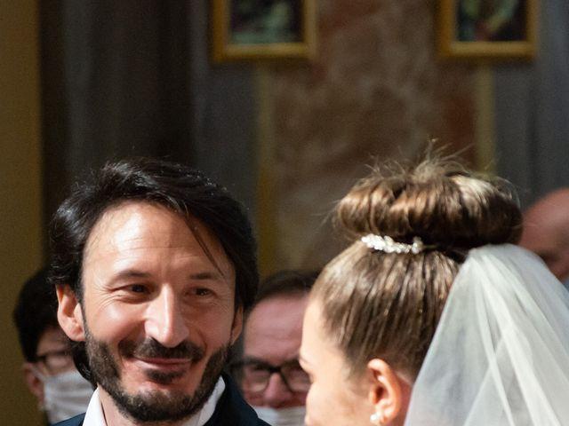 Il matrimonio di Pietro e Simona a Colle Brianza, Lecco 28