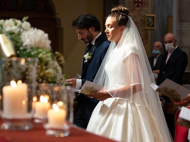 Il matrimonio di Pietro e Simona a Colle Brianza, Lecco 29