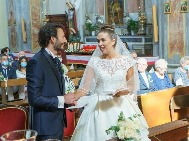 Il matrimonio di Pietro e Simona a Colle Brianza, Lecco 35