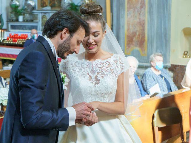 Il matrimonio di Pietro e Simona a Colle Brianza, Lecco 37