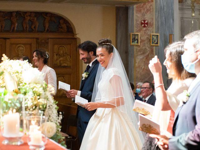 Il matrimonio di Pietro e Simona a Colle Brianza, Lecco 38