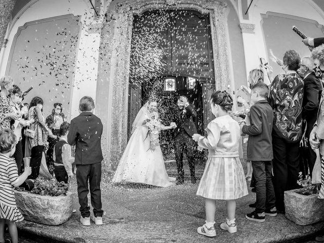 Il matrimonio di Pietro e Simona a Colle Brianza, Lecco 43
